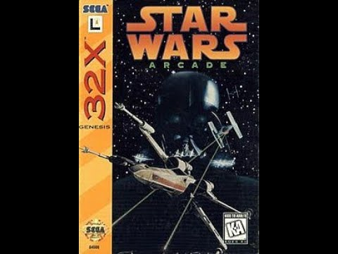 BITeLog 00A2: Star Wars Arcade (SEGA 32X)