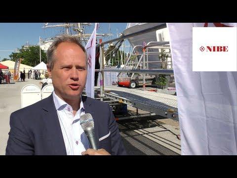 NIBE i Almedalen – Så når världen 100% förnybar energisektor