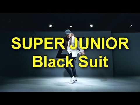 SUPER JUNIOR 슈퍼주니어 - BLACK SUIT(블랙슈트) FULL COVER DANCE