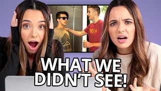 The Merrell Twins React to Twin My Heart Fan Favorite Moments *tea spilled