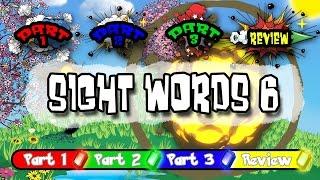 School of ESL Sight Words Reading List 6