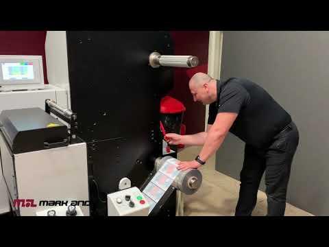 Digital Series HD Shrink Sleeve Production - Mark Andy Digital Inkjet Label & Packaging Press