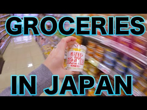 TL;DR - How Expensive Are Groceries in Japan?