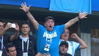 Los excesos de Maradona: la decadencia de sus últimos años
