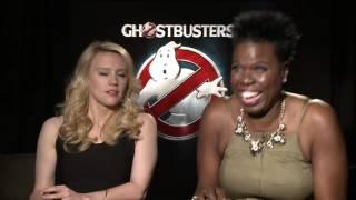 Ghostbusters: Leslie Jones