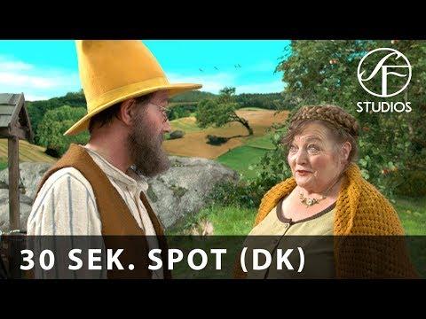 Peddersen & Findus: Findus flytter hjemmefra - 30 sek. spot (DK)