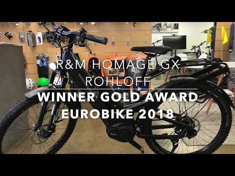 Riese & Muller Homage GX Rohloff | First Look | Electric Bikes Brisbane