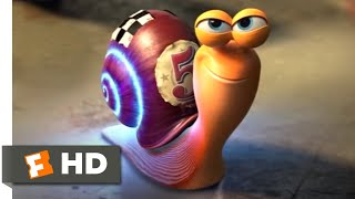 Turbo (2013) - The Great Snail Race Scene (5/10) | Movieclips