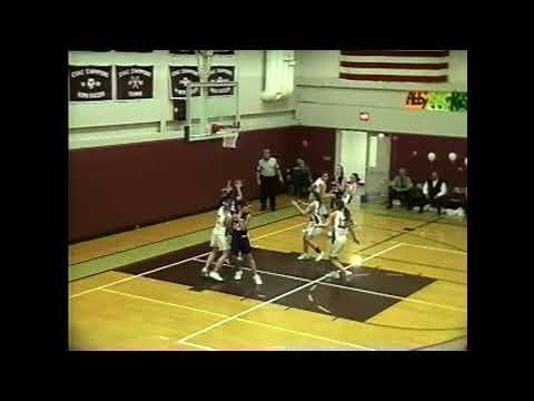 NCCS - Ticonderoga Girls  2-18-04