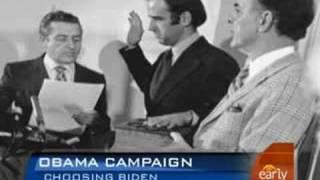 How Obama Chose Biden