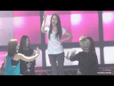 Fancam Krystal - Mirror Mirror (rehearsal) by Soojung-A