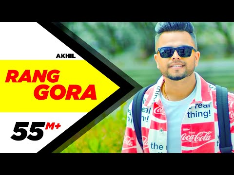 AKHIL - RANG GORA (Official Video) BOB