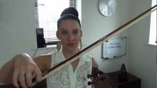 HOW TO: Buy a Violin BOW. What To Look For In A Better Bow