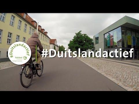 #Duitslandactief - Ontdek het verrassende oosten van Duitsland en kom fietsen in Saksen-Anhalt