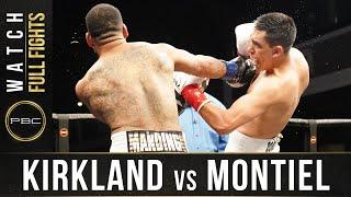 Kirkland vs Montiel FULL FIGHT: December 26, 2020 - PBC on FOX
