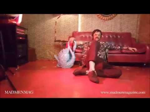 Hugo Silva para MADMENMAG - Makingof