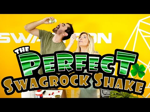 How to make the BEST SWAGRock Shake // SWAGTRON