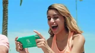 Nintendo Switch Lite Reveal Official Trailer