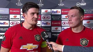 """Harry Maguire: """"It was an honour to be captain"""" 