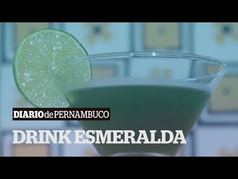 Drink de Sexta: Esmeralda