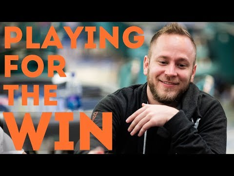"""Can James Romero Spin up THREE Big Blinds to ?244,500"""""""