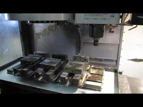"2000 HAAS MODEL VF-2 GEARED HEAD VERTICAL MACHINING CENTER WITH HAAS CONTROL, 30"" X 16"" X 20"""