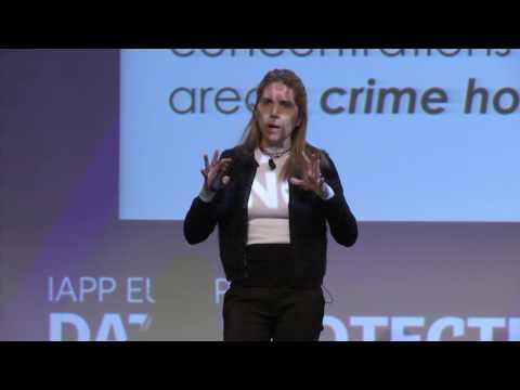 Nuria Oliver || IAPP Data Protection Congress 2016