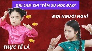 """Lam Chi chỉ TOẢ SÁNG khi làm """"TRÙM ĐÒI NỢ MƯỚN""""   Gia đình là số 1 phần 2"""