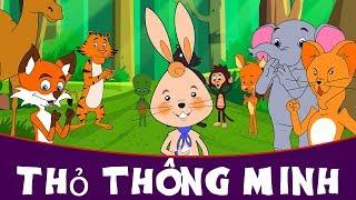 Thỏ thông minh - Chuyện thiếu nhi - Chuyện kể đêm khuya - Phim hoạt hình - Chuyện cổ tích