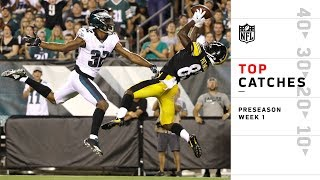 Top Catches of Preseason Wk 1 | NFL 2018 Highlights