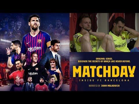 "FC Barcelona ""Matchday"" Rakuten TV Series - 2019 - FULL REACTION"