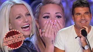 UNBELIEVABLE Vocals On The X Factor USA |  Amazing Auditions