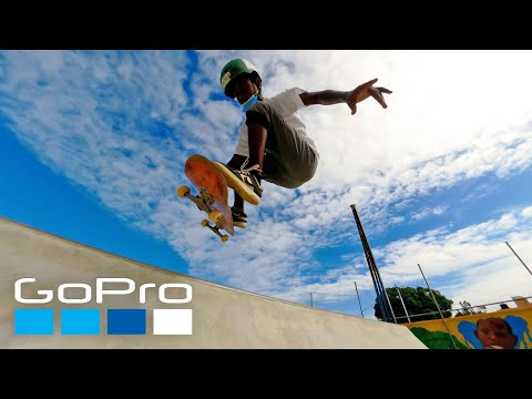 GoPro Cause: San Skate   Empowering Kids in the Dominican Republic