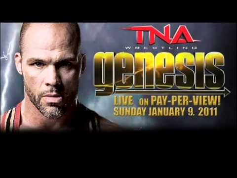 TNA: Genesis 2011 Theme Song - ''Hey Superstar'' - Madina Lake