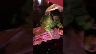 Tai nạn nghiêm trọng khiến hotgirl ngất xỉu tại đà nẵng