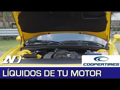 Los líquidos que necesita tu motor - Explicación - Cooper Consejos