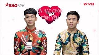 Khám phá mẫu người yêu lý tưởng của Trọng Đại - Duy Mạnh U23 Việt Nam nhân dịp Valentine