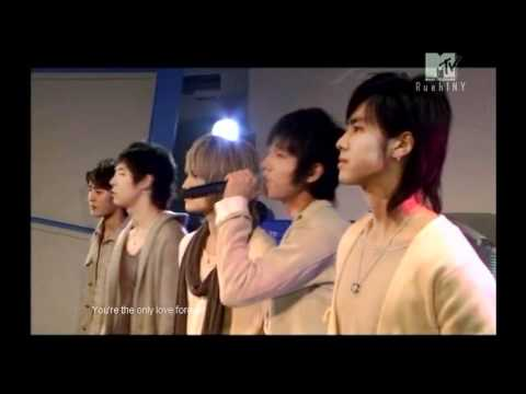 TVXQ Forever Love (Eng Sub)