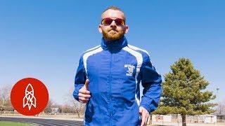 Meet the World's Fastest (Backwards) Runner