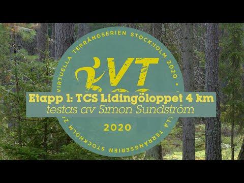 Simon Sundström visar vägen i VTSS första etapp