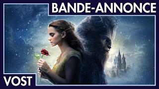 La belle et la bête (2017) :  bande-annonce VOST