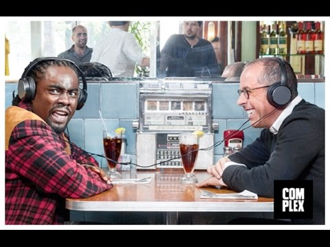 "Seinfeld & Wale Talk ""The List"""