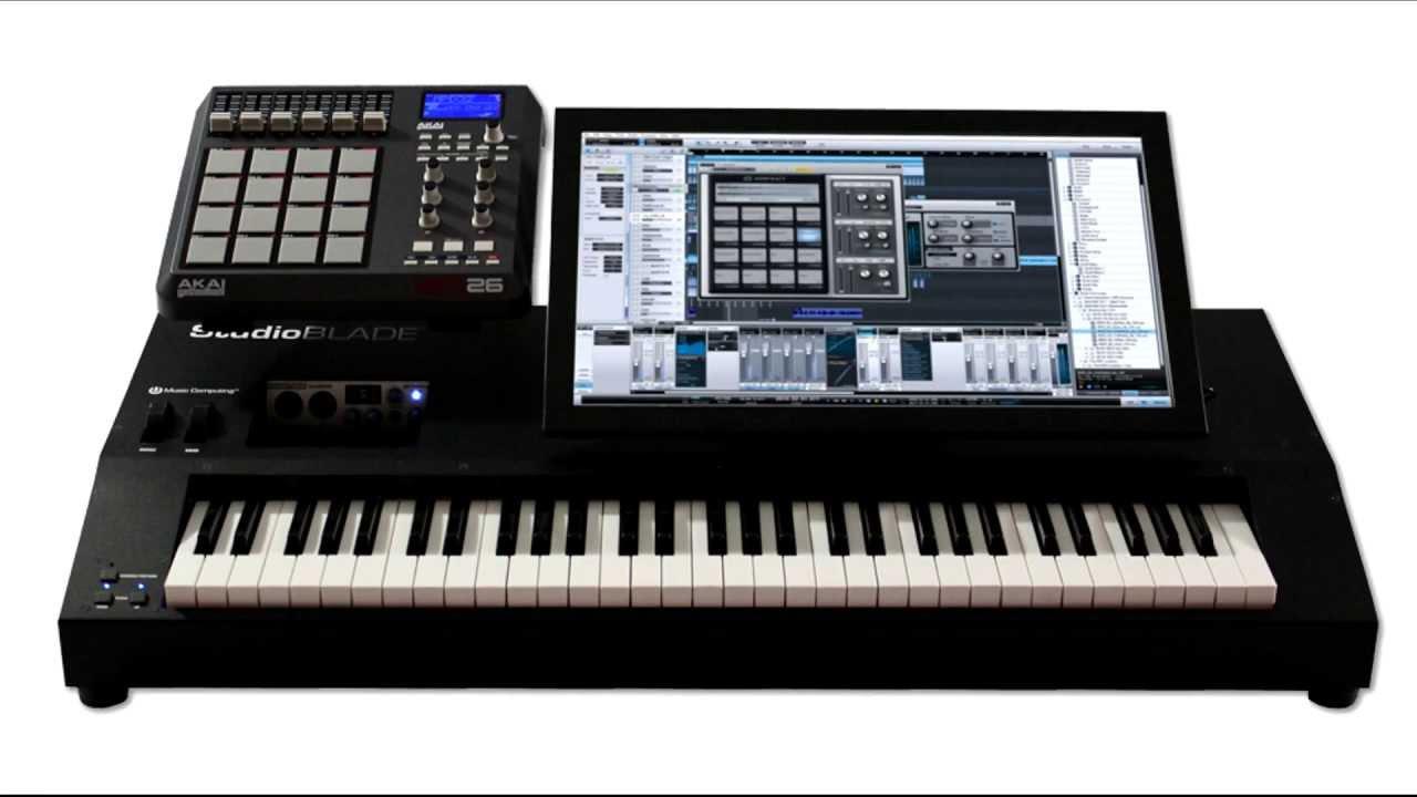 Best Keyboard Workstation For Songwriting : best keyboard production workstation music computing studioblade gen3 youtube ~ Vivirlamusica.com Haus und Dekorationen