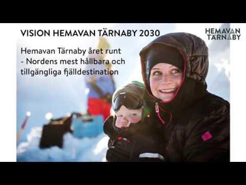 Om Visit Hemavan Tärnaby, textad version