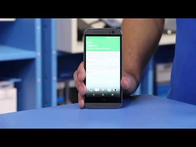 Belsimpel.nl-productvideo voor de HTC One M8 Gold