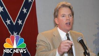 Former Ku Klux Klan Member David Duke's Rise To Prominence | Flashback | NBC News