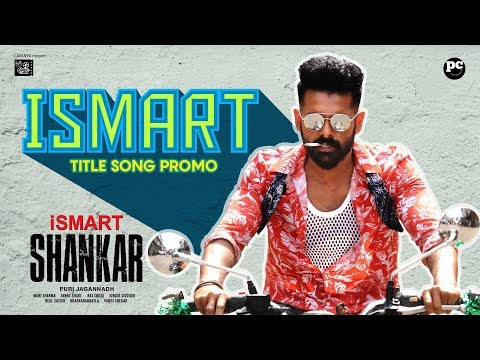 iSmart-Title-Song-Video-Pormo--iSmart-Shankar