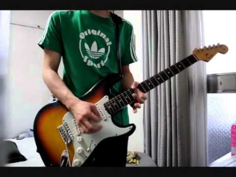 【Red Hot Chili Peppers】  coffee shop  Guitar Cover