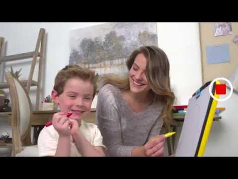 VTech® Touch & Learn Activity Desk™ Deluxe Demo Video