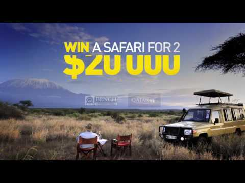 WIN a Holiday to Africa!